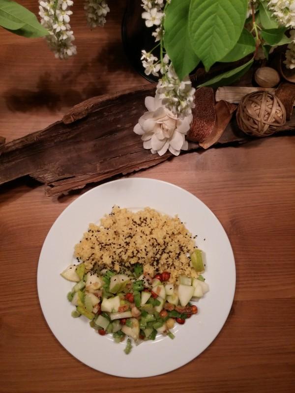 lecker Salat