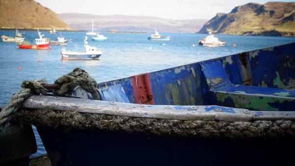 Harbour Portree Isle of Skye