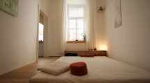 Qi Shiatsu a place for relaxation